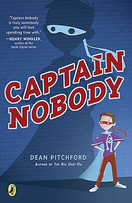 Captain Nobody By Pitchford, Dean