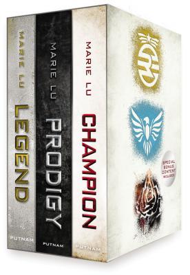 Legend Trilogy Boxed Set By Lu, Marie